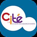 La Cité Nantes-Agenda icon