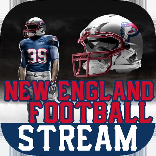 New England Football STREAM LOGO-APP點子