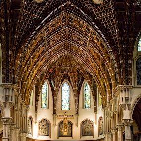 by Rob Giannese - Buildings & Architecture Places of Worship ( holy name cathedral )