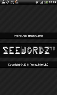 SeeWordz™ Brain Game Free - screenshot thumbnail