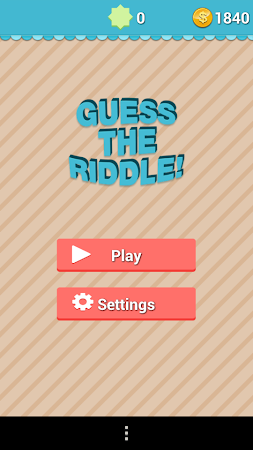 Riddle Me That - Guess Riddle 1.2.30 screenshot 679757