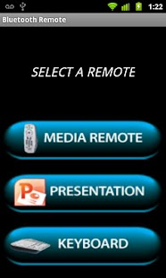 Bluetooth Remote - screenshot thumbnail