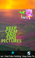 Screenshot of Keep Calm and Have Fun Free