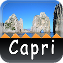 Capri Offline Map Travel Guide icon