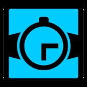 Cyan Glow Watch Face