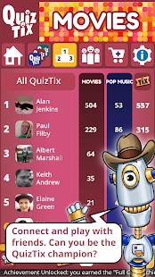 QuizTix: Movies Quiz - screenshot thumbnail
