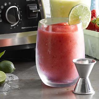 Frozen Berry Mojito.