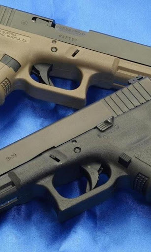 壁紙グロック銃