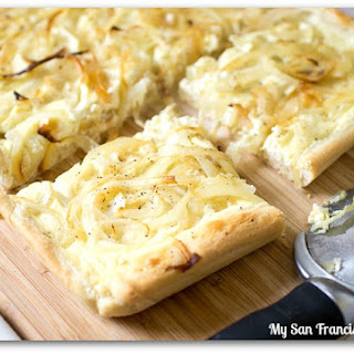 Zwiebelkuchen (Onion Cake)