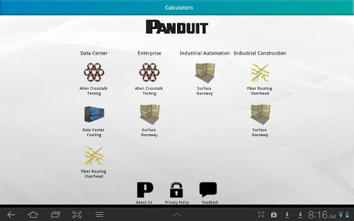 【免費工具App】Panduit Calculator Tools-APP點子