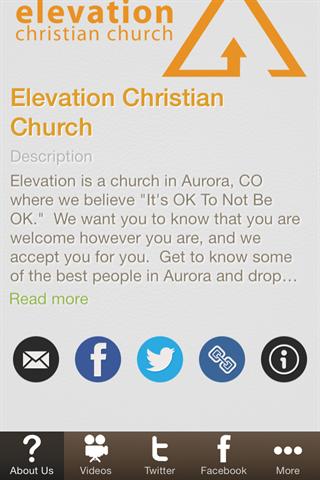 Elevation CC