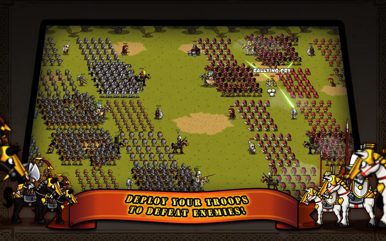 Mini Warriors screenshots