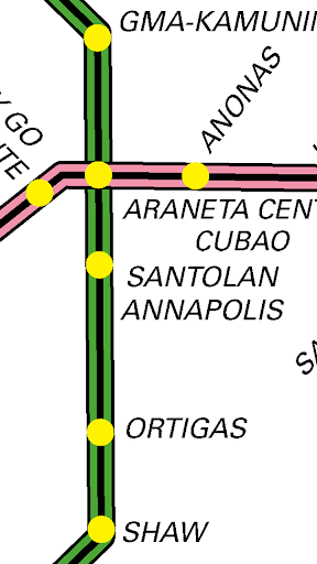 【免費交通運輸App】Manila Metro Map-APP點子