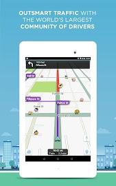 Waze - GPS, Maps & Traffic Screenshot 15