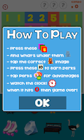 Screenshot of Guess What's Under - FREE Game