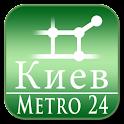 Kiev (Metro 24) logo