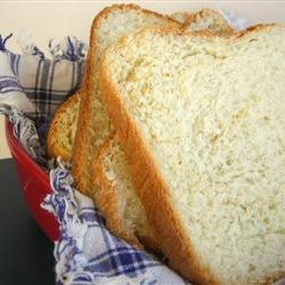 Best Bread Machine Loaf.