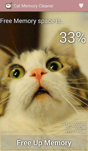 Cat Memory Cleaner 1.1.1 Windows u7528 7