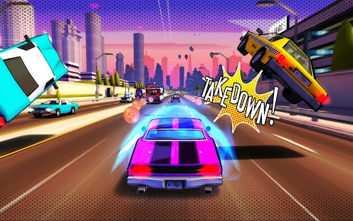 Adrenaline Rush - Miami Drive - screenshot thumbnail