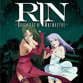 Rin -  Daughter of Mnemosyne