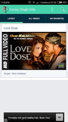 Honey Singh Hits