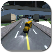 Bus Traffic Racing 3D