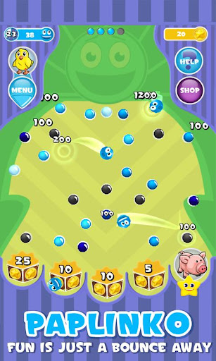 ���� Paplinko v3.5 (Max Level/Coins/Bucks/Balls/No CD) ������� ���������