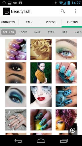 Beautylish: Makeup Beauty Tips Screenshot