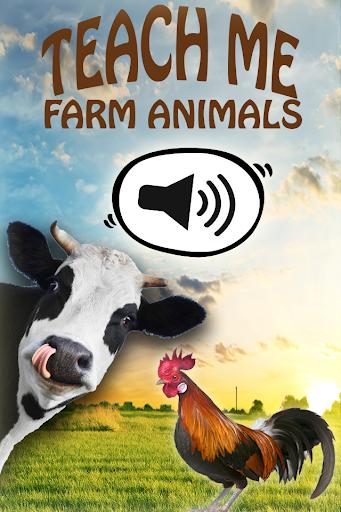 教孩子認農場動物