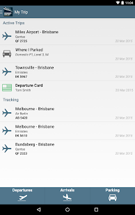 Brisbane Airport- screenshot thumbnail