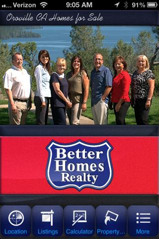 Better Homes Realty Oroville