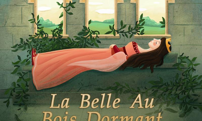 La Belle au Bois Dormant  Android Apps on Google Play ~ La Belle Au Bois Dormant Anglais