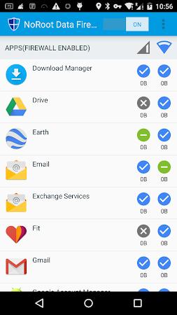 NoRoot Data Firewall 3.9 screenshot 42927