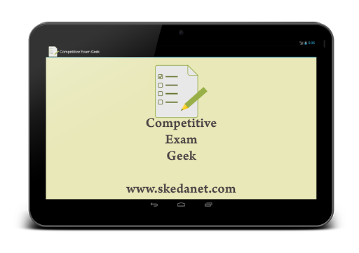 Competitive Exam Geek