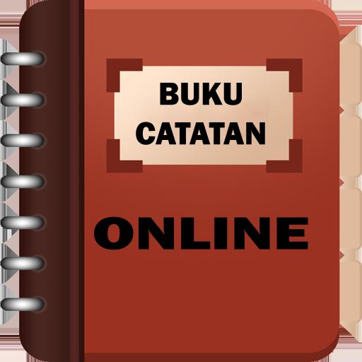 Buku Catatan Online