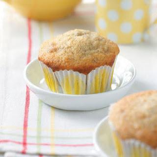 Banana Nut Cupcakes