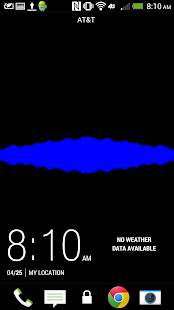 Audio Visualizer Live Screenshot 4