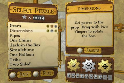Cogs- screenshot