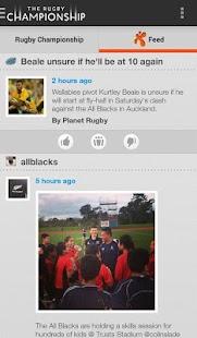 The Rugby Championship - screenshot thumbnail