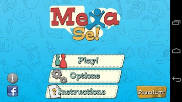 Screenshot of Mexa-se! Charades