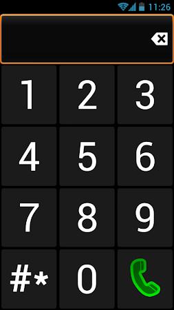 BIG Launcher Easy Phone DEMO 2.5.7 screenshot 446479