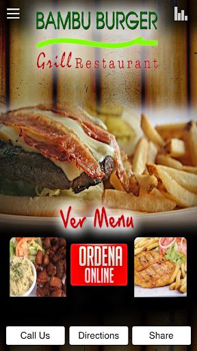 Bambu Burger Grill Restaurant