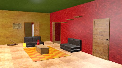 MODERN HOUSE ESCAPE GAME