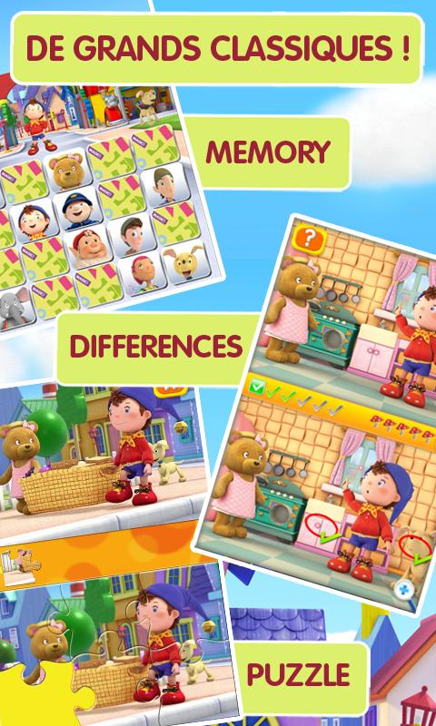 Noddy™ in Toyland- screenshot