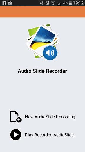 Audio Slide Recorder - FREE
