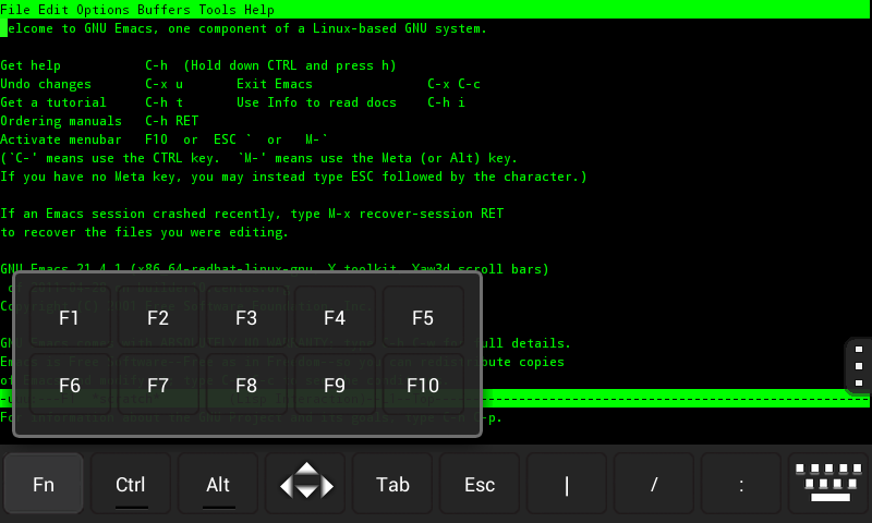 Server Auditor - SSH client - screenshot