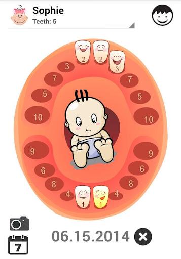 Baby Teething Free
