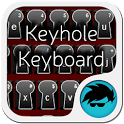 Keyhole Keyboard icon