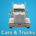 Cars and Trucks- Real pictures icon