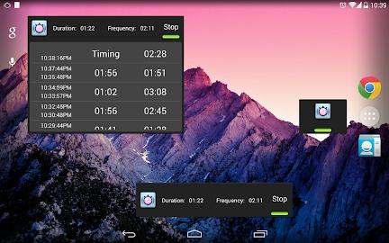 Contraction Timer Screenshot 16